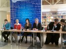 Tbilisi State University :: The meeting of members of the Election Code Working Group