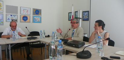 Seminar for Representatives of Local Municipalities -